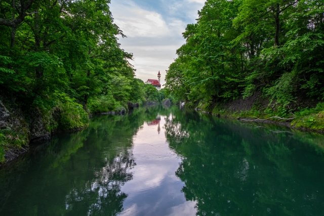 滝上渓谷(錦仙峡)