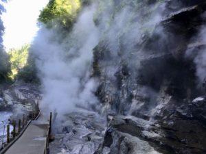 小安峡(湯沢市・皆瀬川)