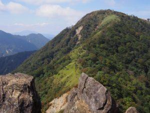 蛭ヶ岳(丹沢山地 県最高峰)