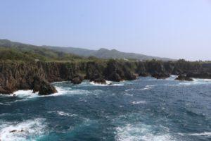 佐渡島(尖閣湾)