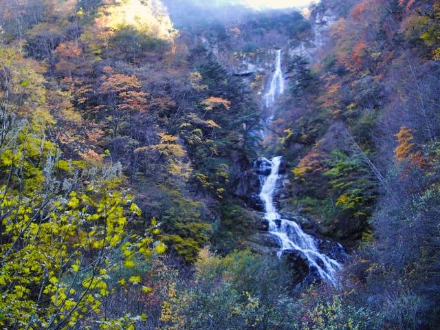 北精進ヶ滝(北杜市)