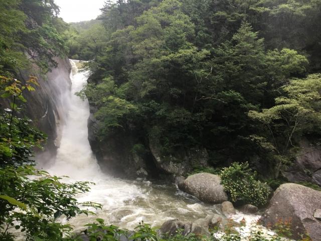 仙娥滝(甲府市)