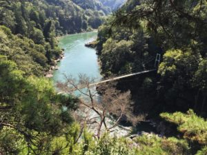 天竜峡(天竜川)