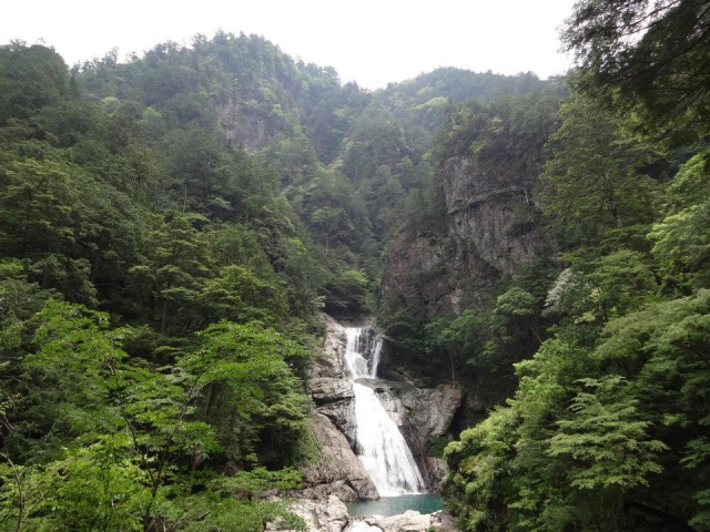 七ツ釜滝(大台町)