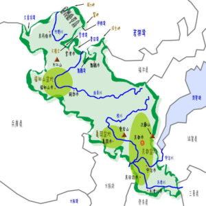 京都府 地理・地形・地図