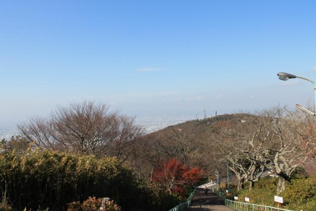 生駒山山頂