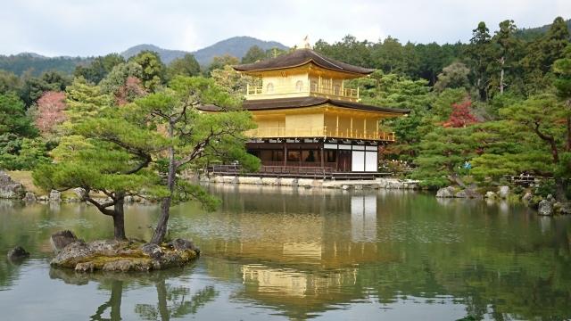 金閣寺(京都府)