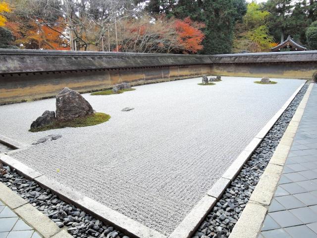 龍安寺方丈庭園(京都市)
