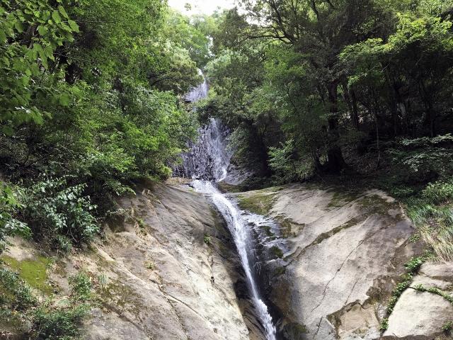 猿尾滝(香美町)