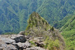 大台ケ原の大蛇岳