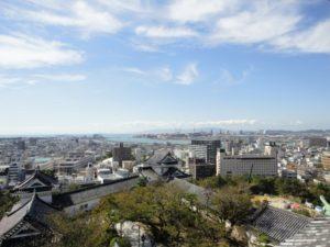 和歌山市 中央の川は紀の川