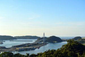 浜田マリン大橋(浜田市)
