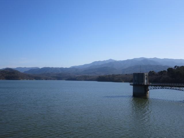 満濃池 日本最大のため池