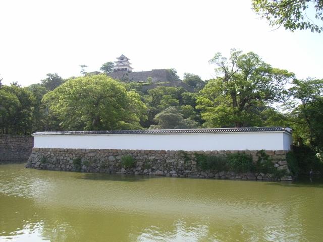 丸亀城(丸亀市)
