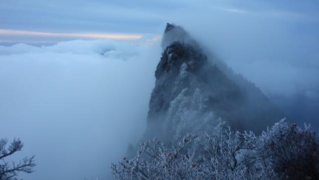 石鎚山(久万高原町)