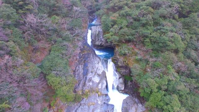 轟の滝(香美市)