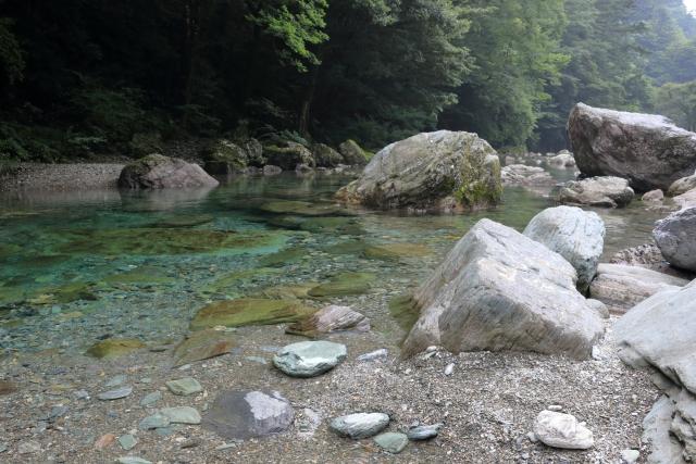 安居渓谷(吾川郡)