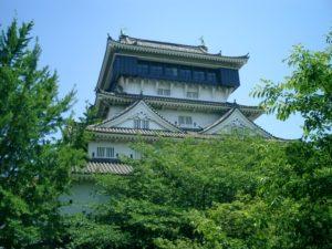 小倉城(北九州市)