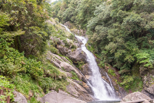 見返りの滝(唐津市)