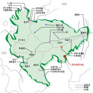 佐賀県の観光地・名所一覧・地図