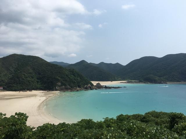 五島列島福江島 高浜海岸