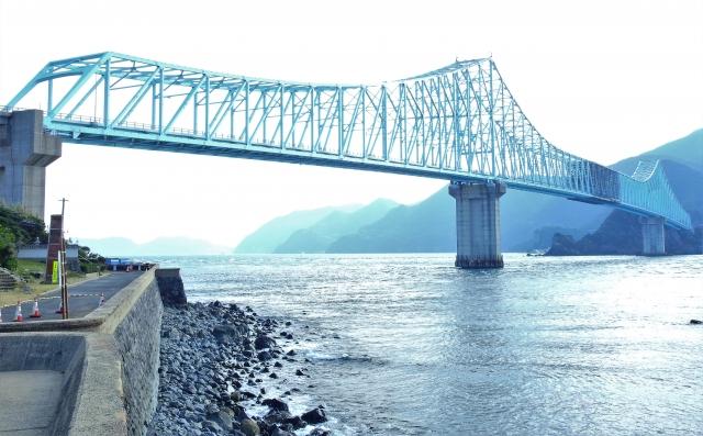 生月大橋(生月島―平戸島)