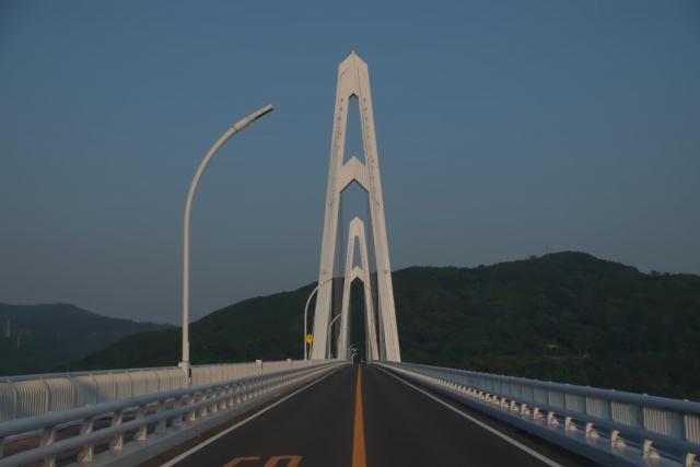 大島大橋(西彼杵半島西部―寺島)