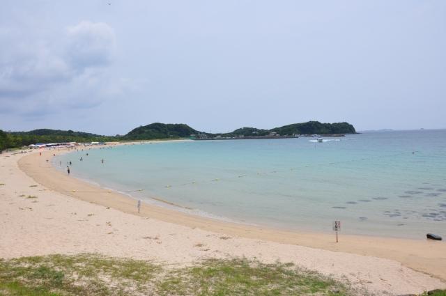 筒城浜(壱岐市)