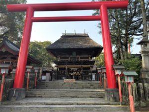 青井阿蘇神社(人吉市)