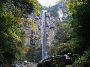 東椎谷の滝(宇佐市)