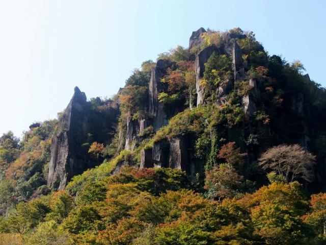 耶馬渓(中津川市)