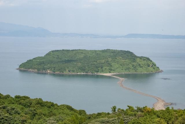 知林ヶ島(指宿市)