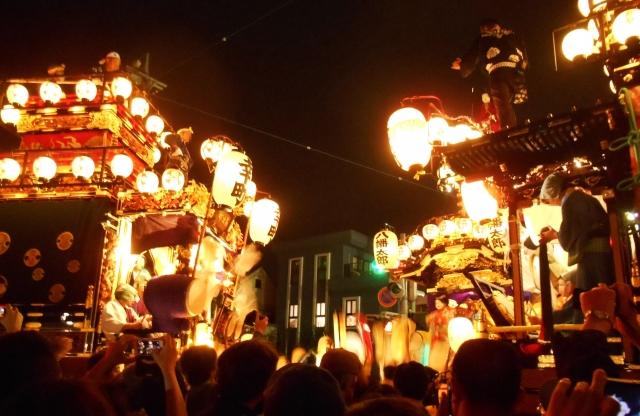 川越氷川祭
